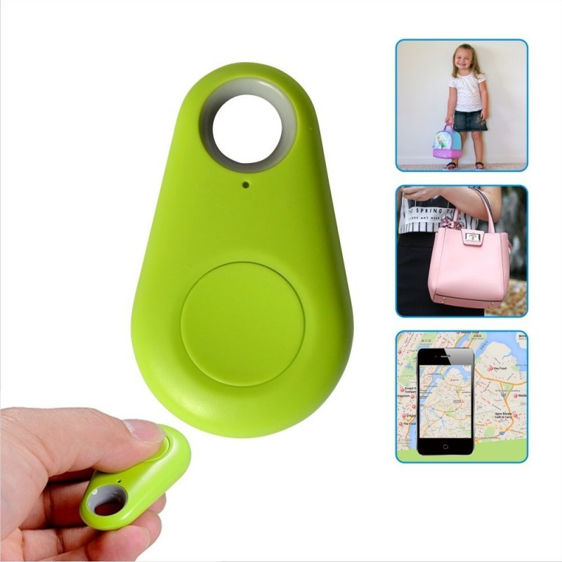 Anti-Lost alarm μπρελόκ Bluetooth με GPS για βαλίτσες,παιδιά,κλειδιά,κατοικίδια ζώα.