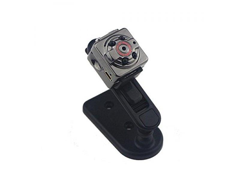 Mini camera 1080P Full HD 12.0 MP απο αλουμίνιο και ευρυγώνιο φακό