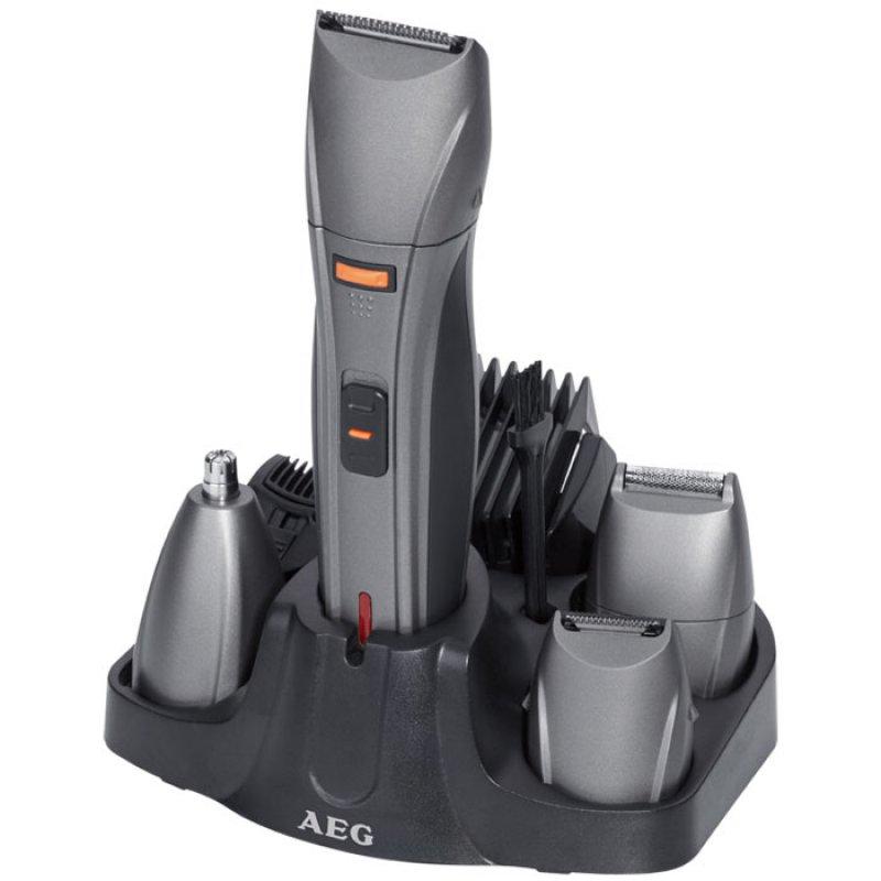 AEG Ξυριστική / Κουρευτική μηχανή 4 σε 1 με αξεσουάρ.