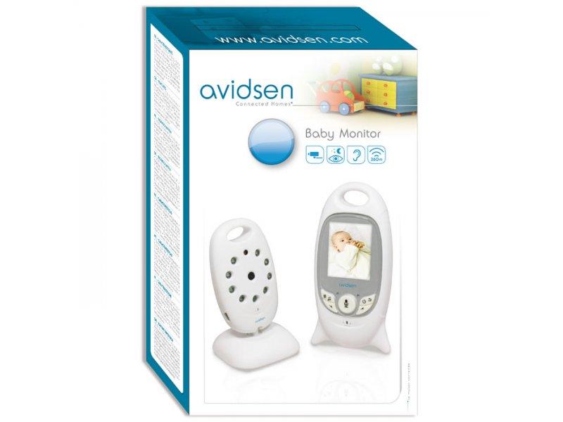 """Ασύρματο ψηφιακό Baby Monitor 2,4 GHz με έγχρωμη οθόνη 2"""""""