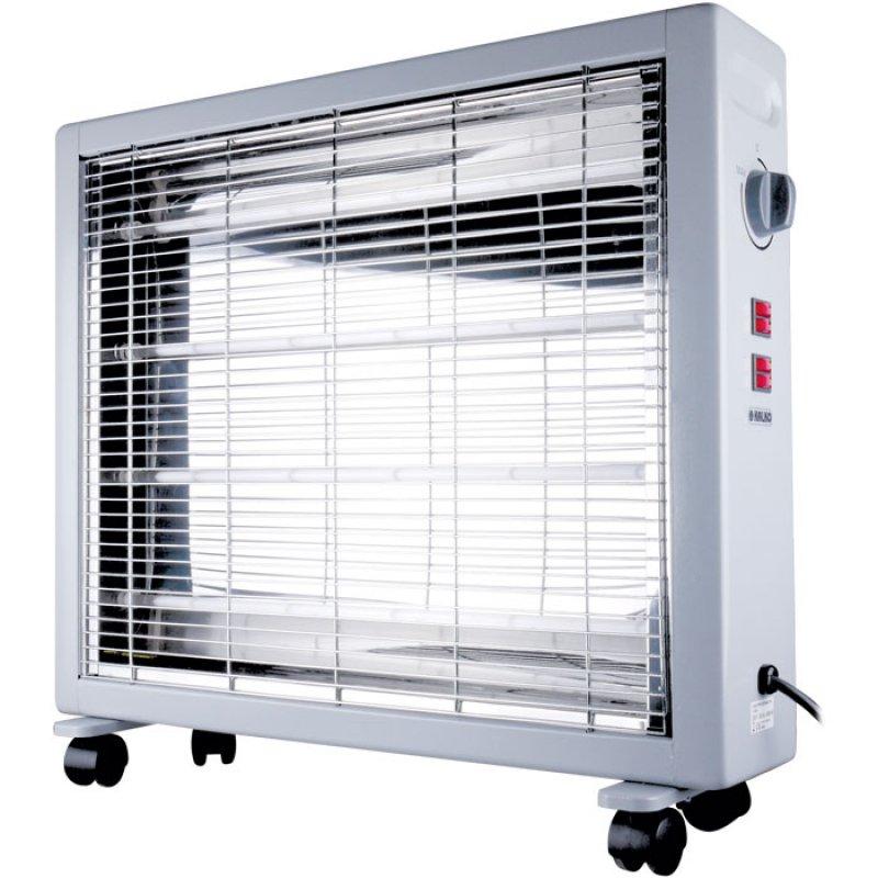 Kalko Ηλεκτρική θερμάστρα χαλαζία μπάνιου, 2400W