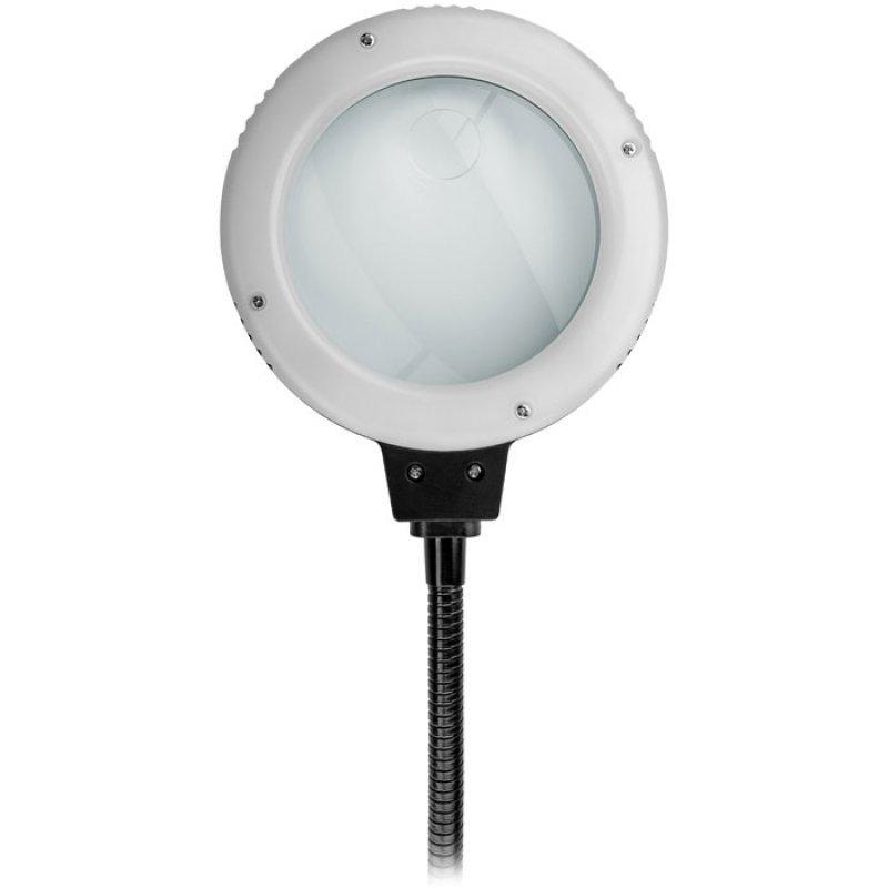 Kit συγκόλλησης με φωτιστικό LED και μεγεθυντικό φακό.