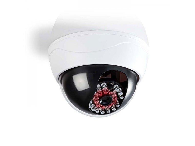 Ομοίωμα κάμερας Security με IR LEDs