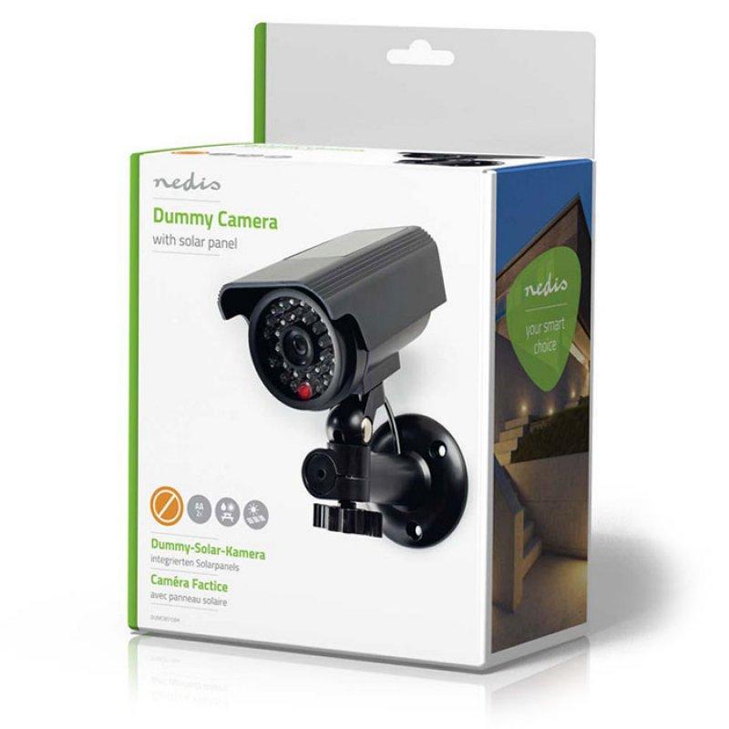 Ομοίωμα κάμερας Security για εξωτερικό χώρο με IR LED.