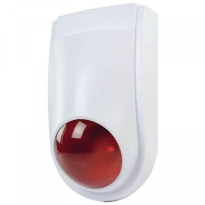 Ομοίωμα σειρήνας με επαγγελματικό σχεδιασμό με LED που αναβοσβήνει