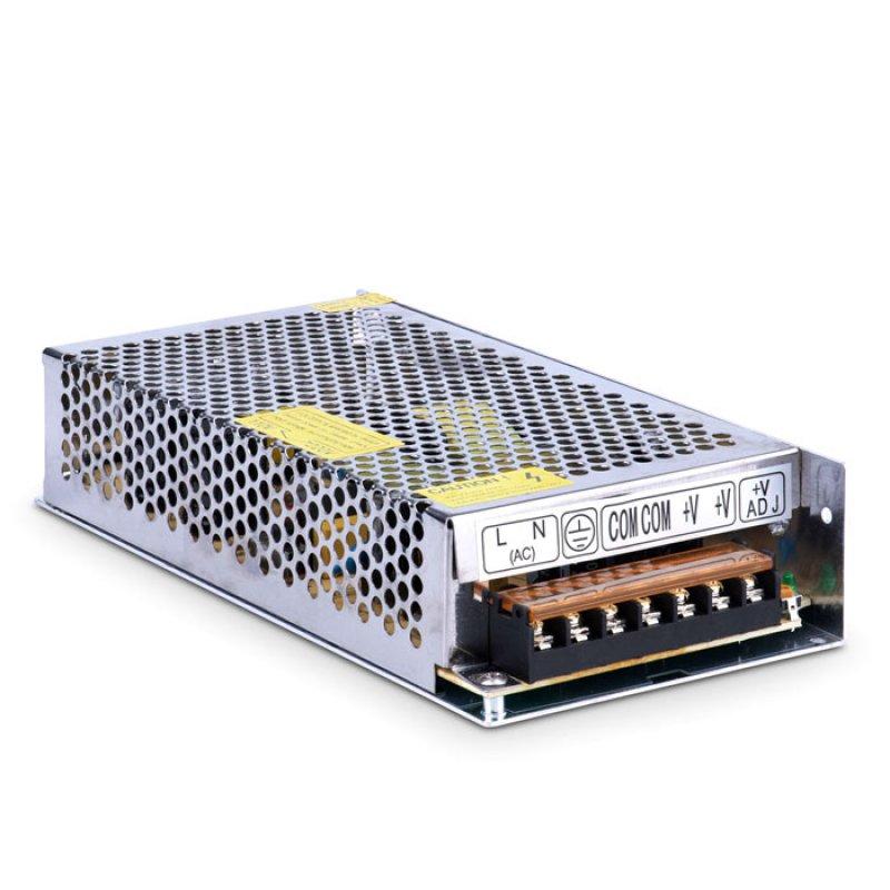 Akyga  Τροφοδοτικό αλουμινίου 12V 150 W για LED και άλλες εφαρμογές