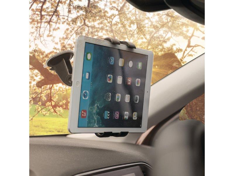 Universal βάση για Tablet 7' έως 10.1',για το παμπρίζ του αυτοκινήτου με βεντούζα και περιστροφή 360 μοιρών