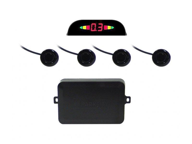Αισθητήρας παρκαρίσματος(parking systems) με οπτική και ακουστική ένδειξη