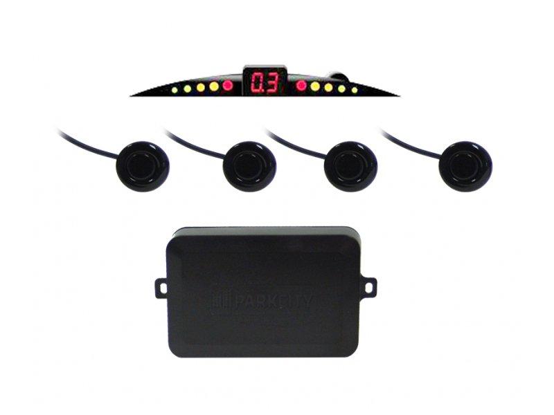 Αισθητήρας παρκαρίσματος(parking systems) με οπτική και ακουστική ένδειξη Ultra Slim