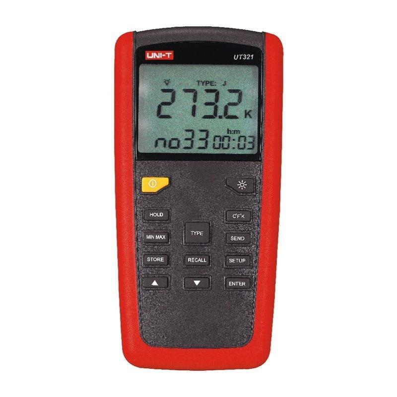 Θερμόμετρο επαφής, χρησιμοποιεί αισθητήρες θερμοζεύγους των παρακάτω τύπων
