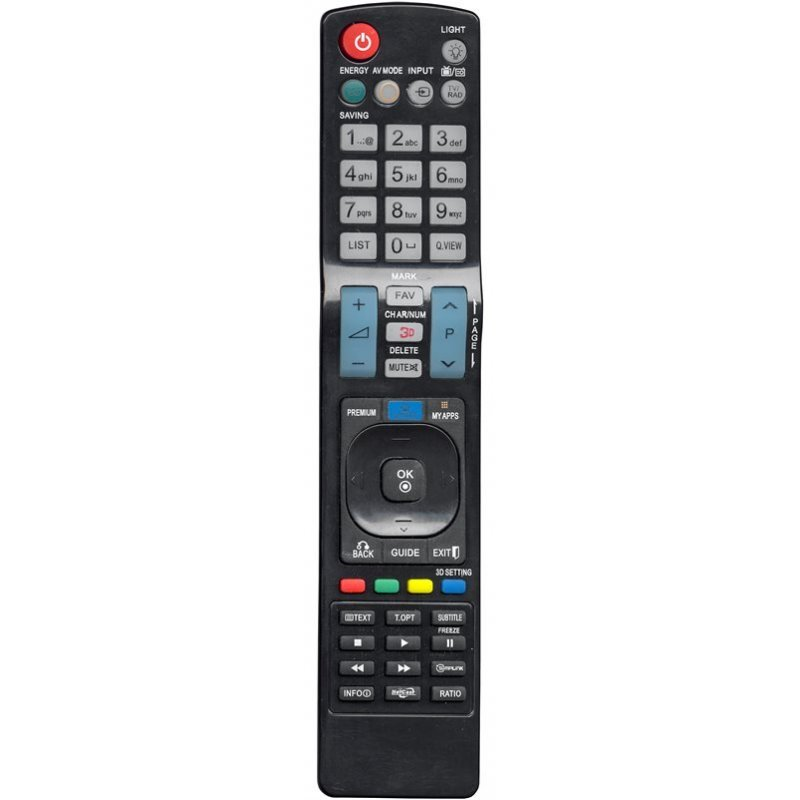 LG Τηλεχειριστήριο κατάλληλο για τηλεοράσεις