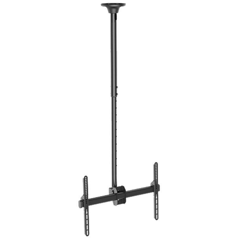 Βάση οροφής για τηλεοράσεις απο 37' έως 70',αντέχει μέχρι 50 κιλά