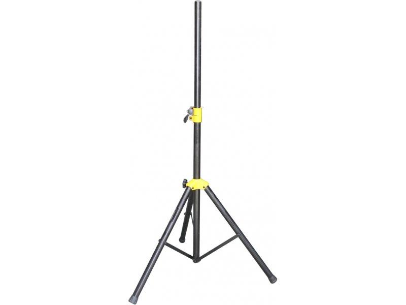 Βάση τρίποδο δαπέδου για επαγγελματικά ηχεία με ρυθμιζόμενο ύψος