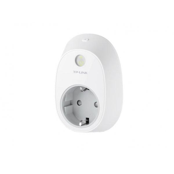 Wi-Fi Smart Plug έξυπνη πρίζα με μετρητή κατανάλωσης και έλεγχο των συσκευών απο όπου και να είστε μέσω internet
