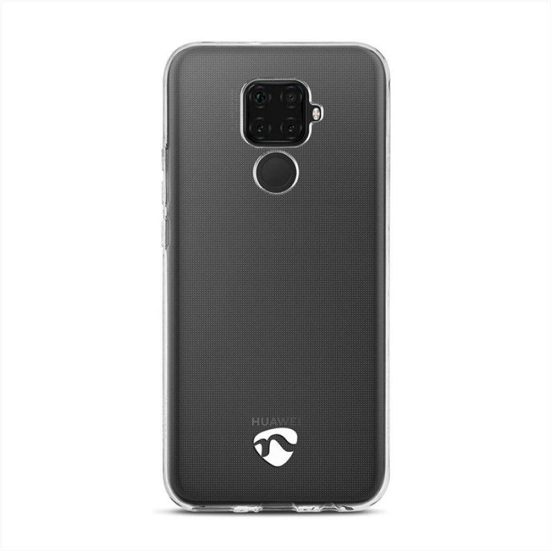 Διάφανη θήκη σιλικόνης για το Huawei Mate 30 Lite/Nova 5i Pro.
