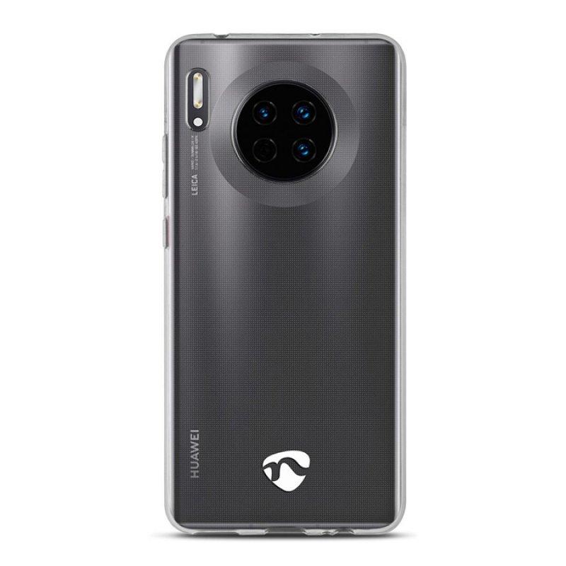 Διάφανη θήκη σιλικόνης για το Huawei Mate 30.