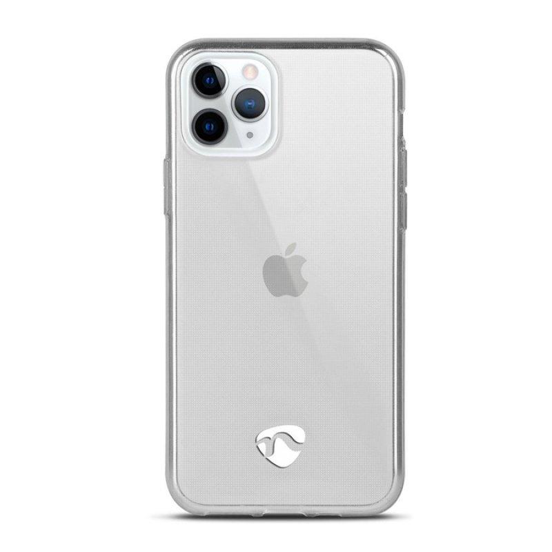 Διάφανη θήκη σιλικόνης για το Apple iPhone 11 Pro.