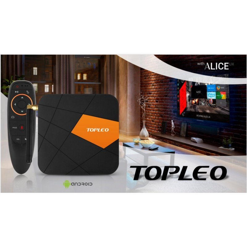 Tv Box I96 Android 9.0 Pie Kodi 18.3 Allwinner Cpu 4GB Ram 32GB Rom Bluetooth 2,4G+5G