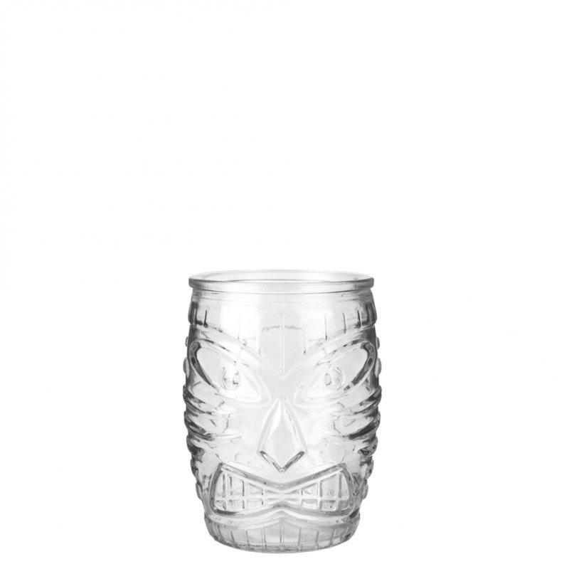 Σετ 12 Ποτήρια γυάλινα χαμηλά TIKI 47.3cl, φ7x11.7cm,LIBBEY