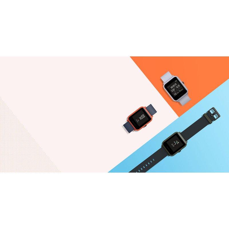 Xiaomi Amazfit Bip Black SmartWath