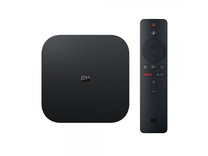 Xiaomi Tvbox MiBox S 4K Ultra HD Tv media player 8.1 Android Netflix-Kodi με Ελληνικό μενού Bluetooth