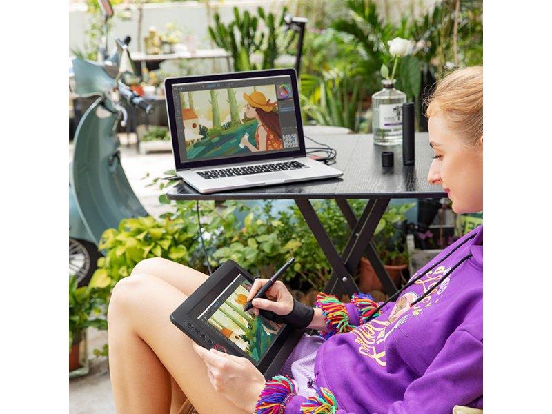 XP-Pen Artist 12 Pro Ψηφιακή ταμπλέτα σχεδίασης με οθόνη