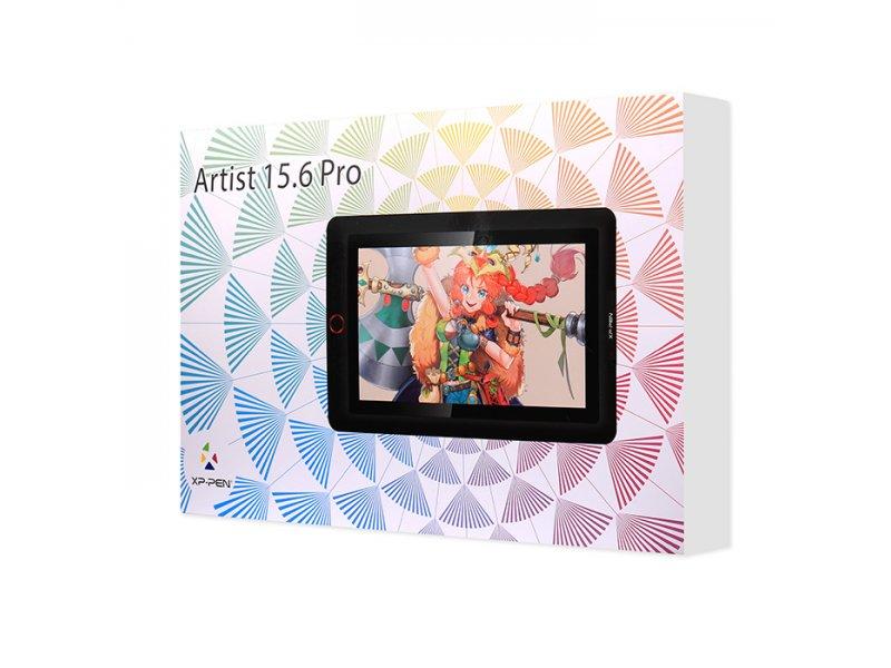 XP-Pen Artist 15.6 Pro Ψηφιακή ταμπλέτα σχεδίασης με οθόνη