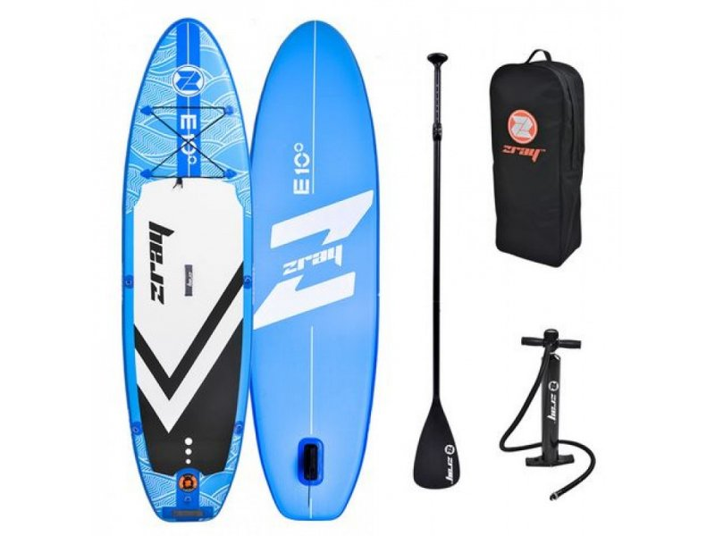 Σανίδα Sup Zray 9'9'' 297CM Evasion Deluxe ZRE10-20 Full Packet 2020 37584