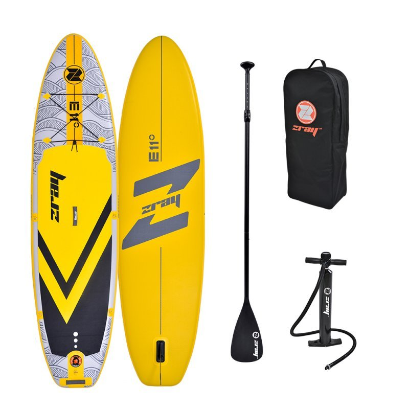 Σανίδα Sup Zray 11'0'' 335CM Evasion Epic ZRE11-20 Full Packet 2020 37636