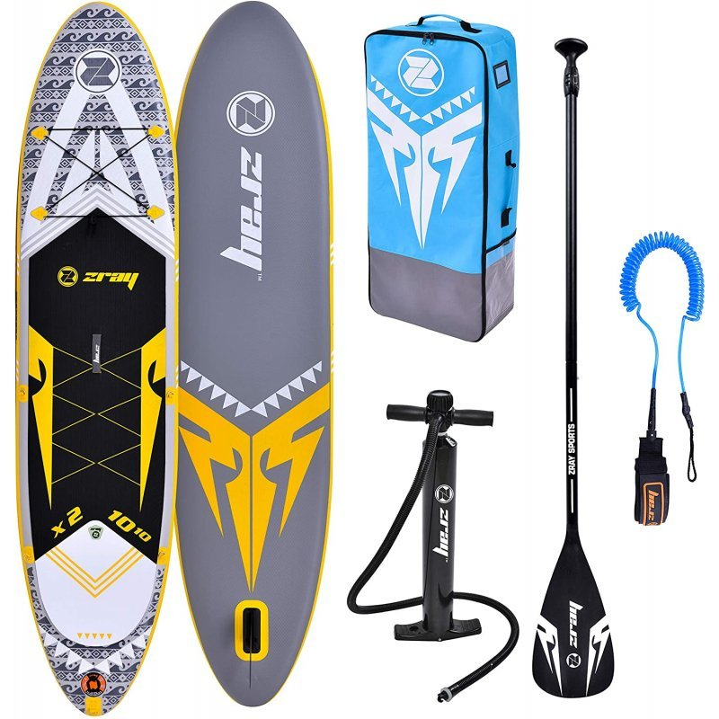 Σανίδα Sup Zray 10'10'' 330CM X-Rider Deluxe ZRX2 Full Packet