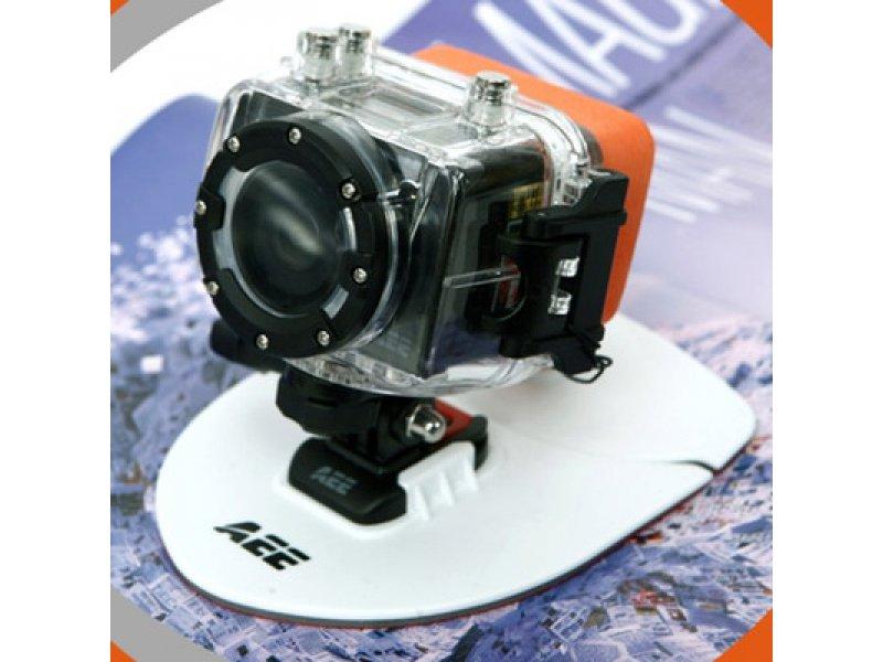 AEE M13 Σετ βάσης στήριξης Action κάμερας σε σανίδες Surf / Skateboard / Snowboard