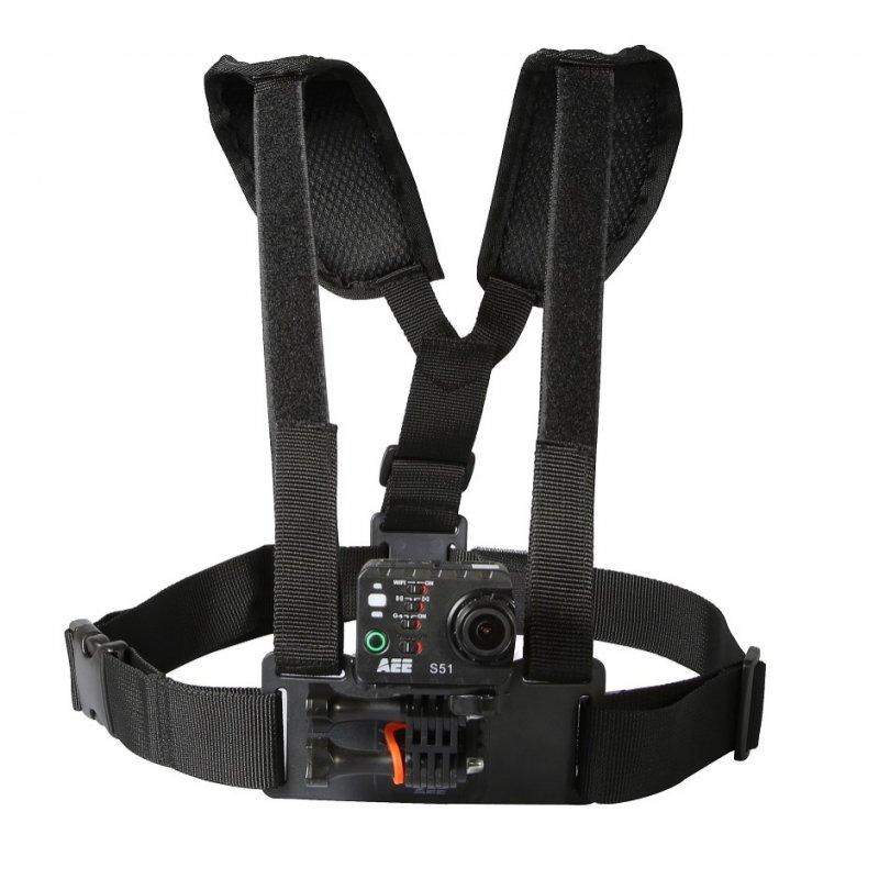 AEE B13 Βάση στήριξης για το θώρακα πλήρως ρυθμιζόμενη συμβατή με οποιαδήποτε Action κάμερα