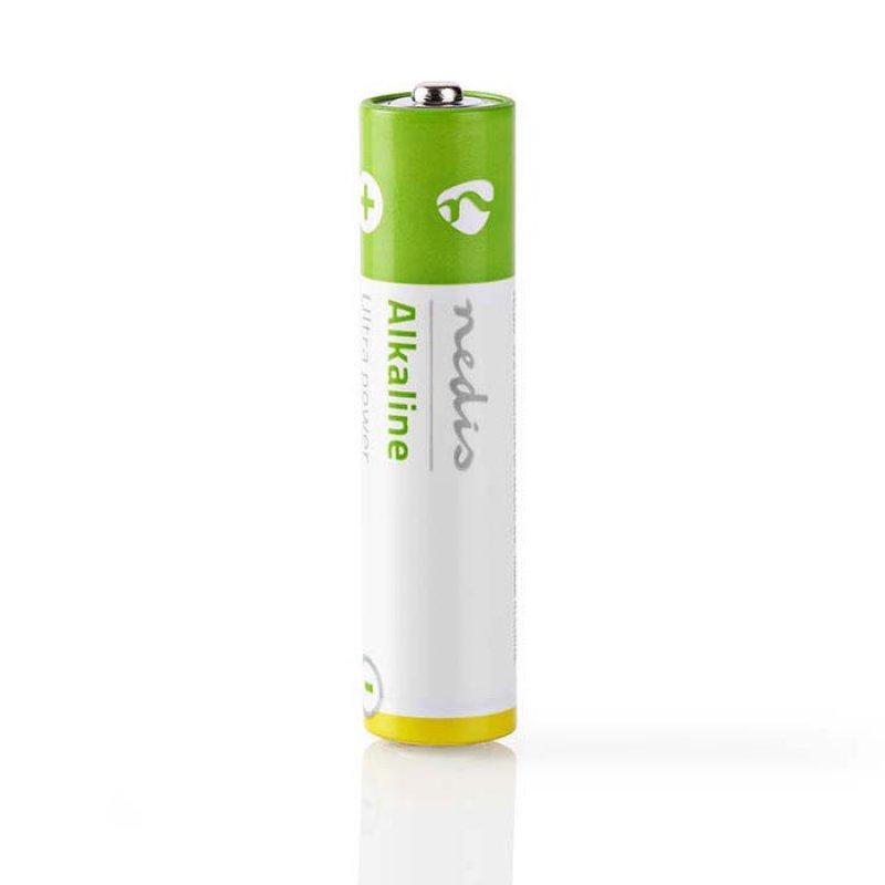 Αλκαλικές μπαταρίες 1.5V AAA σε συσκευασία 10 μπαταριών
