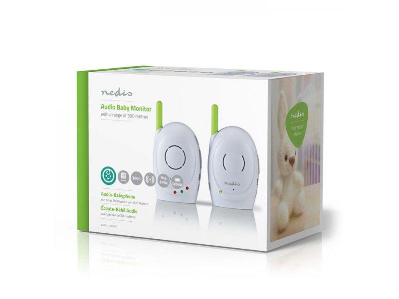 Ασύρματο baby monitor, με δυνατότητα αμφίδρομης επικοινωνίας