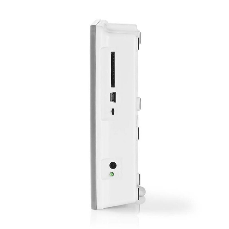 Ασύρματο κουδούνι, με θύρα mini USB και θύρα κάρτας microSD