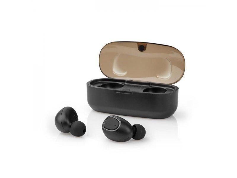 TWS Bluetooth Ακουστικά Handsfree Με Θήκη Ασύρματης Φόρτισης.