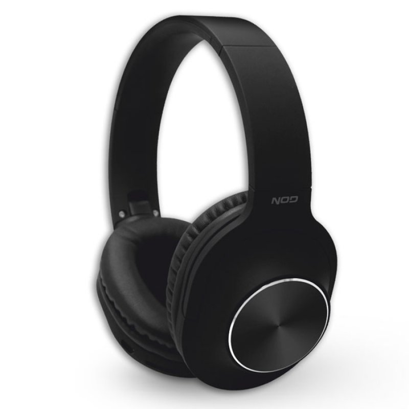 Bluetooth Over-Ear Ακουστικά Με Μικρόφωνο, Σε Μαύρο Χρώμα