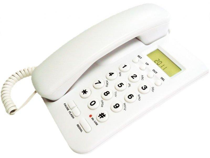 Ενσύρματο Τηλέφωνο SKH-300CID