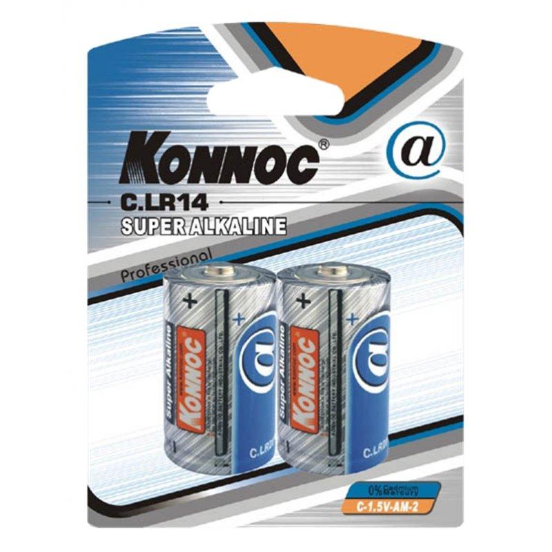 ΜΠΑΤΑΡΙΑ KONNOC LR14/C