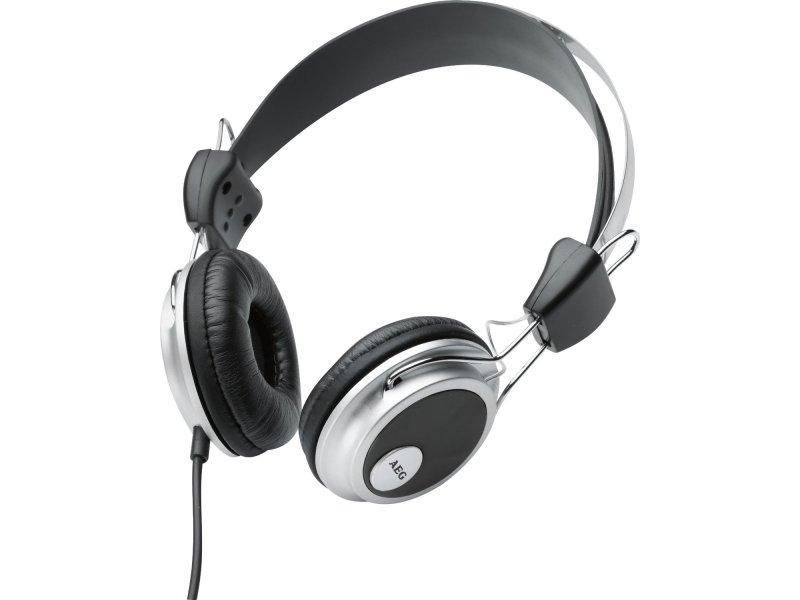 AEG Ακουστικά υψηλής ποιότητας με σύνδεση 3.5mm.
