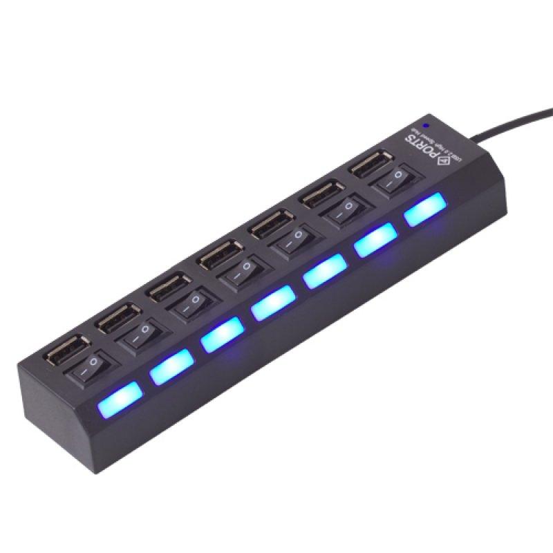 USB 2.0 Hub με 7 θύρες