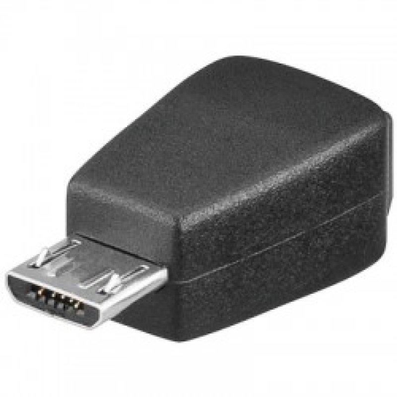 Αντάπτορας USB Micro B αρσ. > Mini B θηλ.