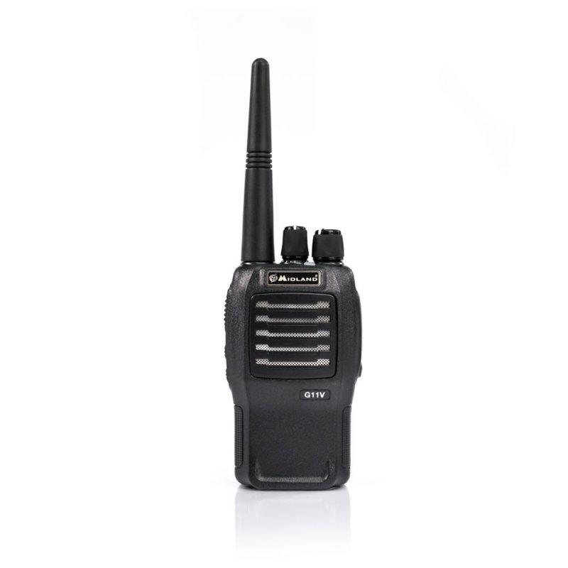 Midland G11-V Φορητός επαγγελματικός πομποδέκτης PMR446