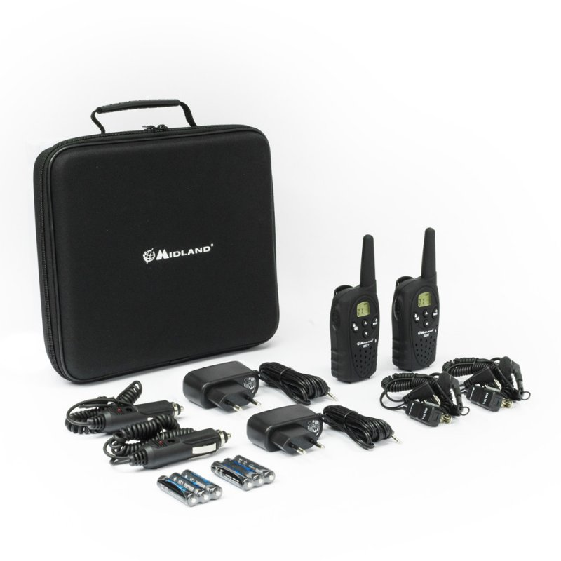 Midland G5 XT Work & Hobby Ζεύγος πομποδέκτη PMR446 (Walkie talkie)