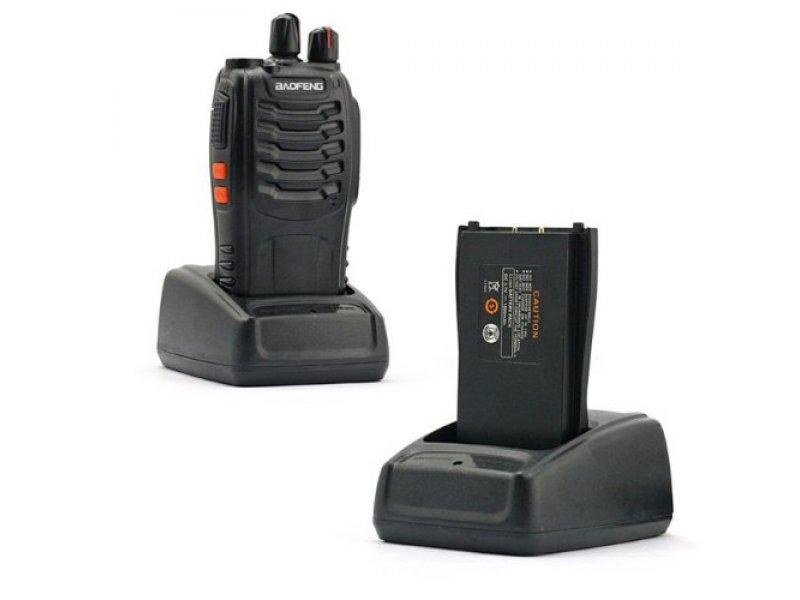 2 τεμάχια Baofeng bf-888s Φορητός επαγγελματικός πομποδέκτης  για ερασιτεχνική ή επαγγελματική χρήση