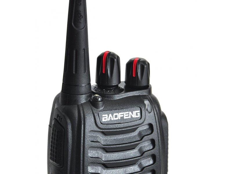 Baofeng bf-888s Φορητός επαγγελματικός πομποδέκτης PMR για ερασιτεχνική ή επαγγελματική χρήση