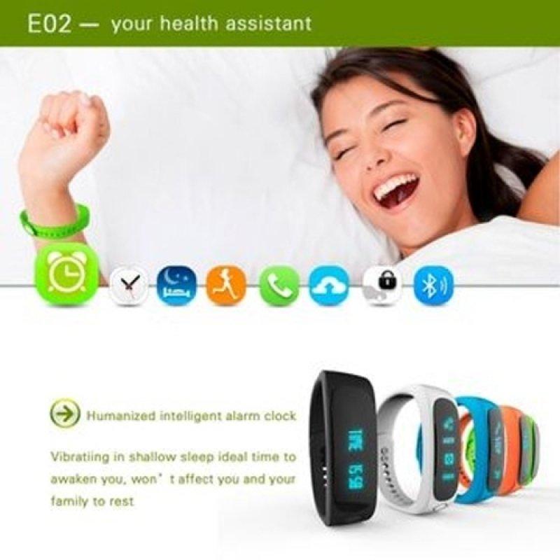 Bluetooth Ρολόι για Καταγραφή Φυσικής Δραστηριότητας & Ύπνου – Sports Bracelet
