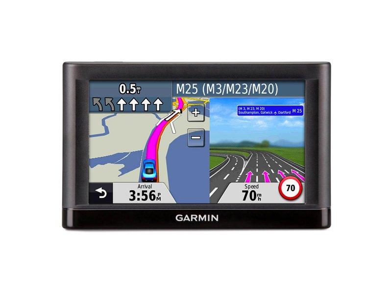 "Garmin Nüvi 55 GPS αυτοκινήτου 5"" µε αναλυτικό οδικό χάρτη AutoDrive Hellas."