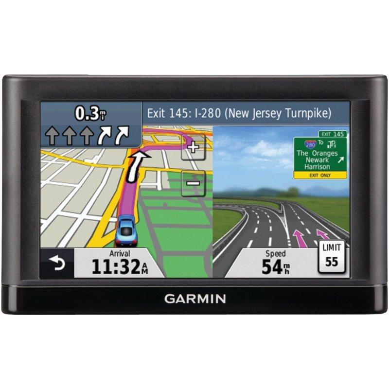 "Garmin Nüvi 66LM GPS αυτοκινήτου 6"" µε χάρτη AutoDrive Hellas & Ευρωπαϊκό χάρτη."