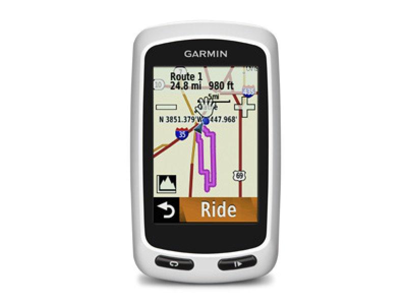 Garmin Edge Touring Plus GPS ποδηλάτου με προφορτωμένους χάρτες Ευρώπης.
